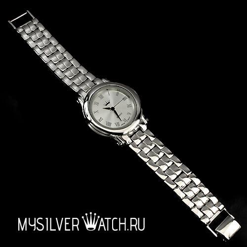 c0db78bf ... Ювелирные Мужские Наручные Часы из Серебра 925 Пробы